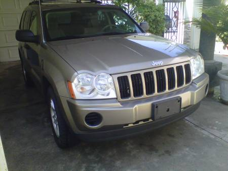 Jeep Grand Cherokee LARED 2005