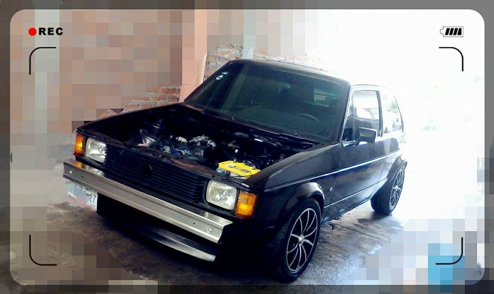 Volkswagen Rabbit 1981