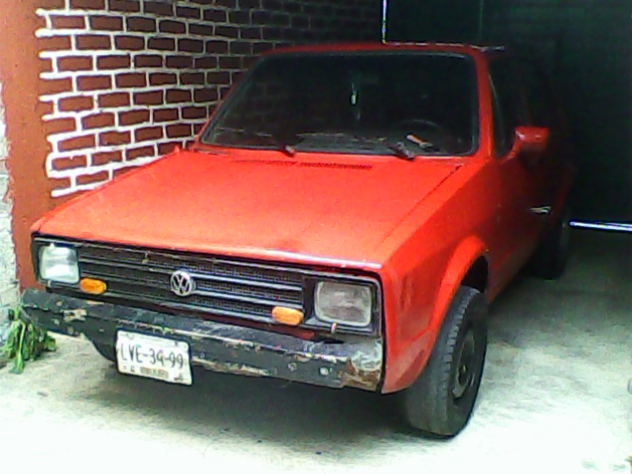 Volkswagen Rabbit 1982